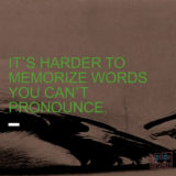 hard to pronounce words
